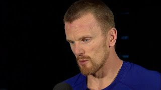 Daniel Sedin thinks win over Sabres was Canucks most complete game this season