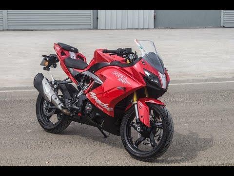 2018 TVS 310 RR | Motobike Istanbul 2018