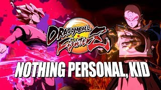 GOKU BLACK TELEPORTS BEHIND YOU... : Dragon Ball FighterZ - Ranked Matches