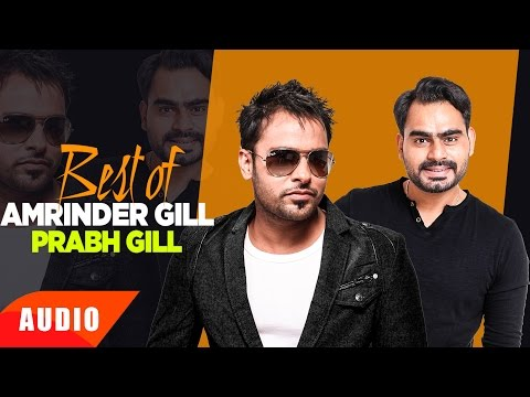 Download Best Of Amrinder Gill & Prabh Gill | Punjabi Special Song Collection | Speed Records HD Mp4 3GP Video and MP3