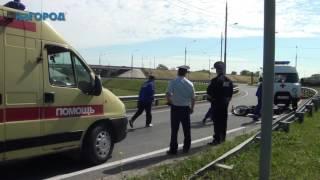 Последствия смертельного ДТП с участием мотоциклиста