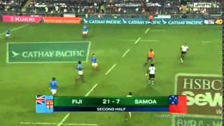 Fiji vs Samoa HK2015 First Pool Match