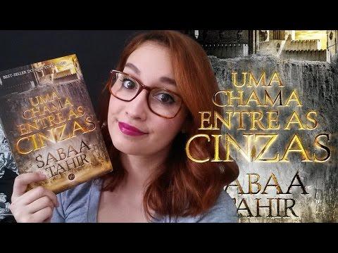 Uma Chama Entre as Cinzas (Sabaa Tahir) | Vlogmas #12 | Resenhando Sonhos