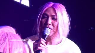 KZ And Vice Ganda FULL DUET (Till My Heartaches End) - [Supreme KZ Tandingan Concert]