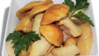 Грибы маринованные рецепт Быстро и вкусно!