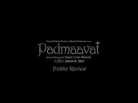 Padmaavat | In Cinemas Now | Audience Review 4