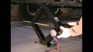 BAL - How To Install a Power Pak 12 Volt Jack Motor Kit