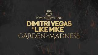 Garden of Madness  Lineup Summer 2018