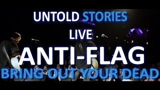 "Anti-Flag - ""Bring Out Your Dead"" (Acoustic) 