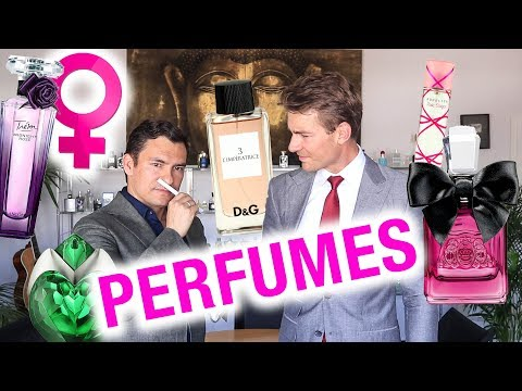 5 Perfumes for Women Rated by Men