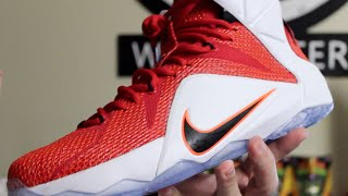 sports shoes 067b4 1af54 50% off nike lebron 12 elite weartesters aeda7 ed9d0