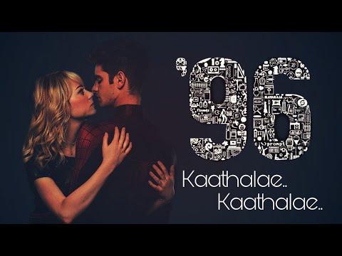 96 | Kaathalae Kaathalae Song | Spider Man version |  Vijay Sethupathi, Trisha | Govind Vasantha