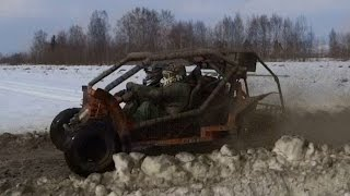 preview picture of video 'SUPER RALLY SNOW 28.02.2015 / Czarny Dunajec część 15'