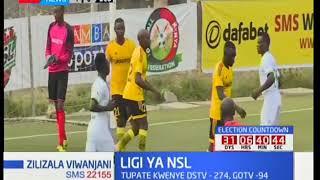 Ligi ya NSL: Kibera Black Stars 1-1 City Stars