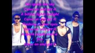 JLS Billion Lights Lyrics