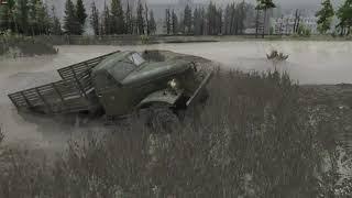 VideoImage2 Spintires - Chernobyl DLC