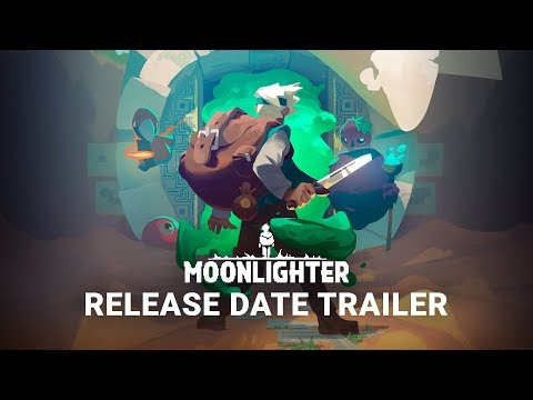 Moonlighter | Official Release Date Trailer thumbnail