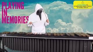 Playing in Memories for Marimba (Optional Bells, Glockenspiel, Xylophone, Vibraphone)
