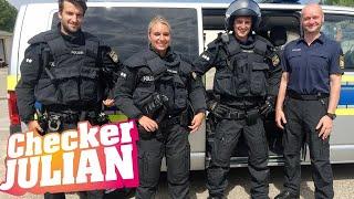 Der Polizei-Check | Information für Kinder | Checker Julian
