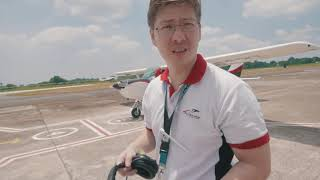 Filipino Student Pilot Bulacan Philippines HD