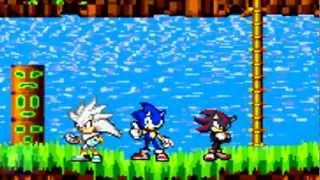 Sonic Advance Z Opening 1 Remastered - Brand New World