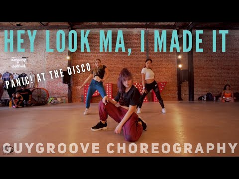 """Hey Look Ma, I Made It"" 