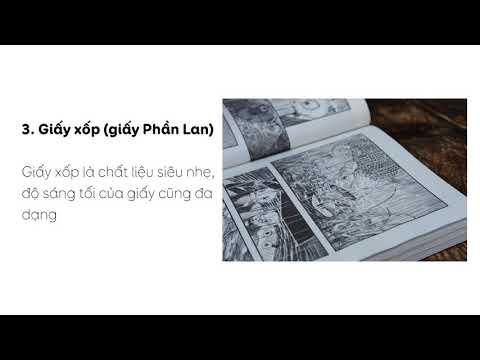 [FUNFACT #6] MỘT SỐ LOẠI GIẤY THƯỜNG DÙNG ĐỂ IN SÁCH