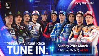 MotoGP™ Virtual Race   #StayAtHomeGP
