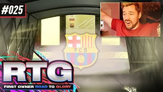 HUGE TWO PLAYER UPGRADE PACK!!- FIFA 21 First Owner Road To Glory! #25