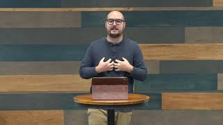 Clay Smith Sermon: Putting On the New Self