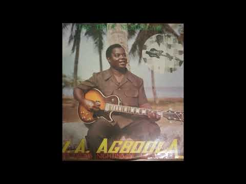 J.A. Agboola -LAGOS NIGHTINGALE ORCHESTRA