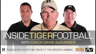 Inside Tiger Football  (9-7-17)