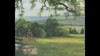 Como pintar uma paisagem realista