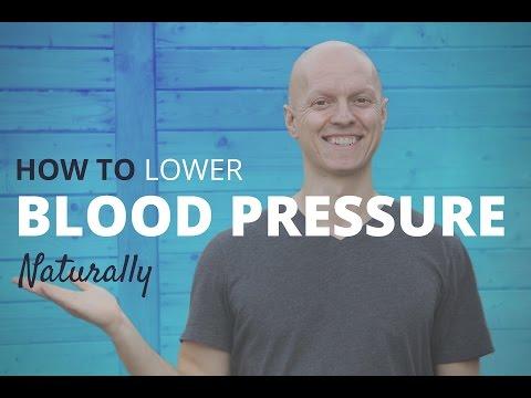 Traitement à base de plantes avec une pression artérielle élevée