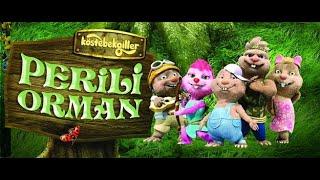 Köstebekgiller Perili Orman - Türk Filmi