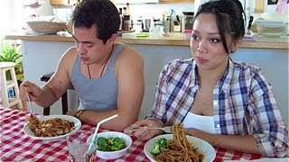 Dinner Talk - July 28, 2012 - itsJudysLife Vlog