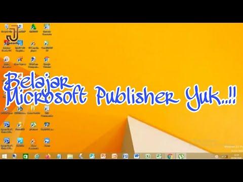 Belajar Microsoft Publisher 2010 Bagi Pemula   Tutorial