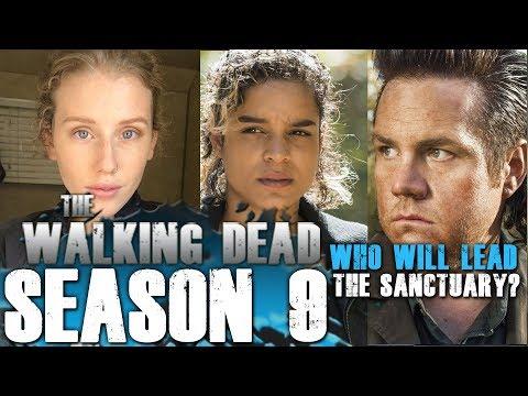The Walking Dead Season 9 - Who will Lead the Sanctuary?