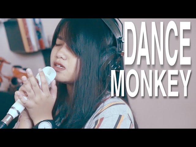 Dance Monkey - Tones And I (Cover) By Hanin Dhiya