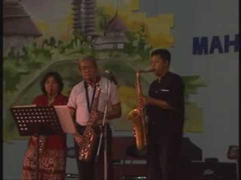 Pergi Untuk Kembali -The Professor Band Live at Malam Apresiasi Prestasi Mahasiswa UI 2005