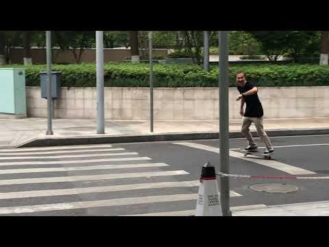 Rob Meronek in Shanghai Part 1