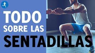 VARIACIONES DE SENTADILLAS PARA INCORPORAR A TU ENTRENAMIENTO | Vitónica
