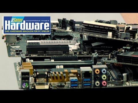 Sockel-1150-Mainboard | Übersicht und Kaufberatung