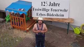 preview picture of video 'Cold Water Challenge 2014 - Freiwillige Feuerwehr Erbes-Büdesheim'