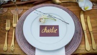 The International Wedding Trend Report 2016