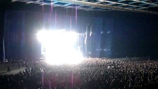 Marilyn Manson Moscow 2012