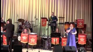 Концерт биг-бэнда оркестра ВС РБ   (20.01.2012)
