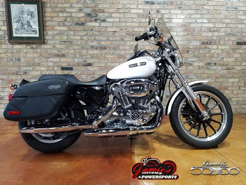 2007 Harley-Davidson Sportster® 1200 Low in Big Bend, Wisconsin - Video 1