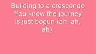 Cheetah Girls 2-Strut (with lyrics)