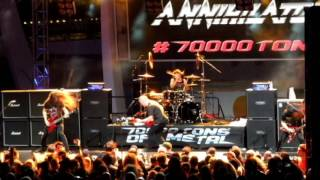 Annihilator - King of the Kill (Live) 70000 Tons of Metal 2017